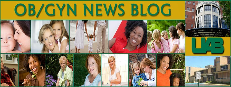 UAB OB/GYN News Blog