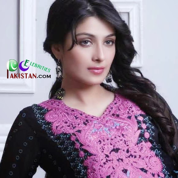 Ayeza Khan Happy New Year Photoshoot