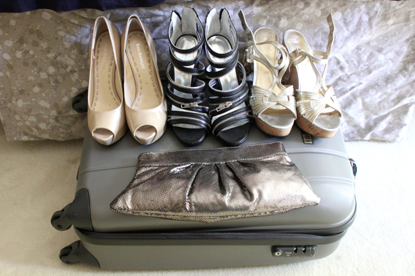 Tips for packing for a business trip
