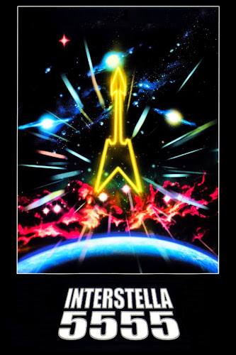 Daft Punk: Interstella 5555 (BRRip FULL HD) (2003)
