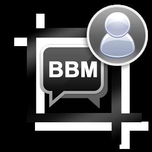 Cara Merubah Foto Profil BBM Tanpa Crop di Android