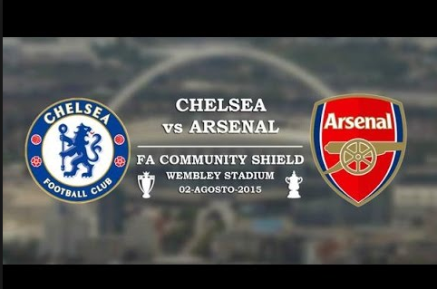 Keputusan Siaran Langsung Community Shield Chelsea vs Arsenal 2 Ogos 2015 Astro