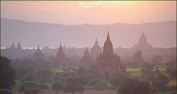 Burma Tourism; 10 Most Beautiful Places in Burma