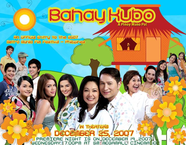 Bahay kubo movie