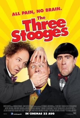 Filme Poster Os Três Patetas DVDRip XviD & RMVB Legendado