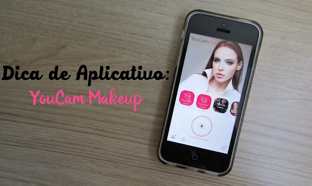 Vídeo, Dica, Aplicativo, App, YouCam Makeup