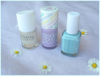 Essie-Mint-Candy-Apple-Models-Own-Grape-Juice-Rimmel-London-Glitter-Top-Coat
