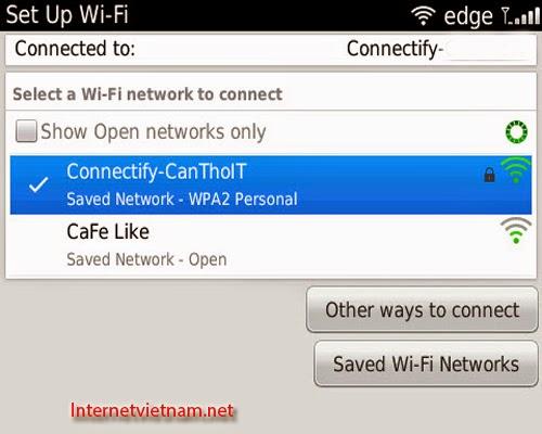 Cách Phát Wifi Từ Laptop Bằng Connectify 1