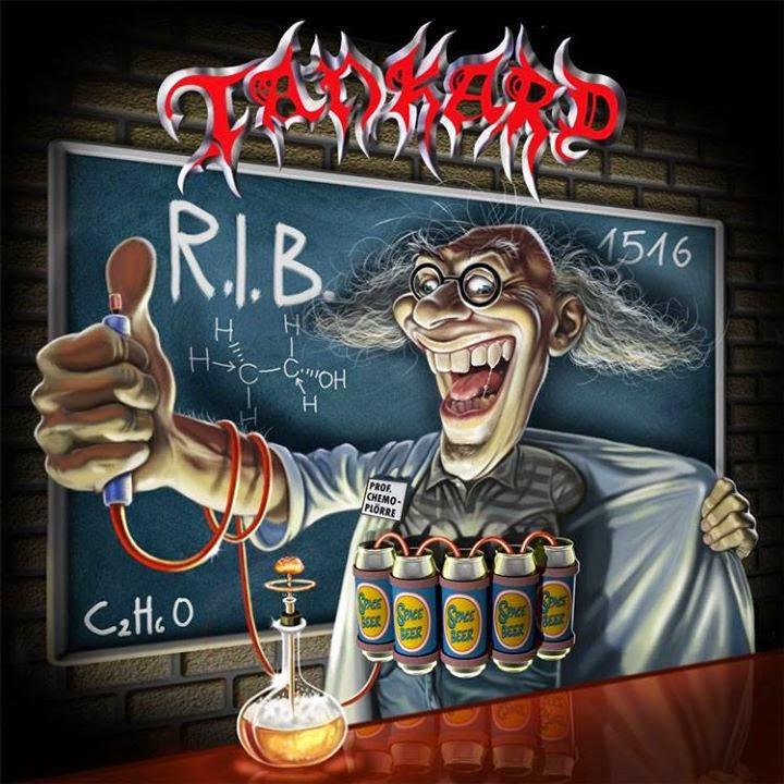 tankard - r.i.b. - album