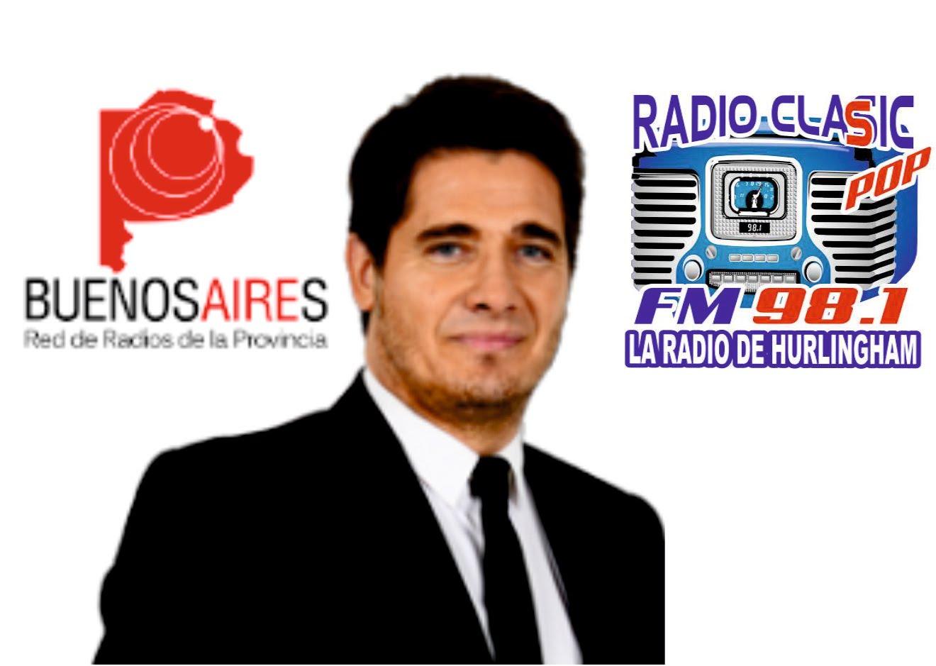 NUESTRA EMISORA FORMA PARTE DE RED DE RADIOS DE LA PROVINCIA DE BUENOS AIRES
