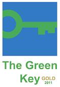 Green key-GOUD voor de Iselmar!