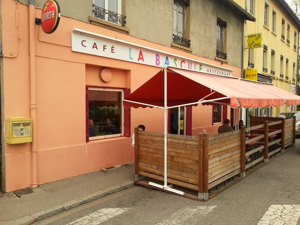 Restaurant La Bascule à Calluire (69)