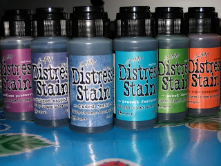 fresh crafts blog: distress stain disappointment