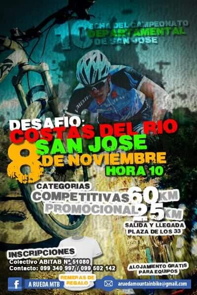 MTB - Costas del San José (SJ, 08/nov/2015)