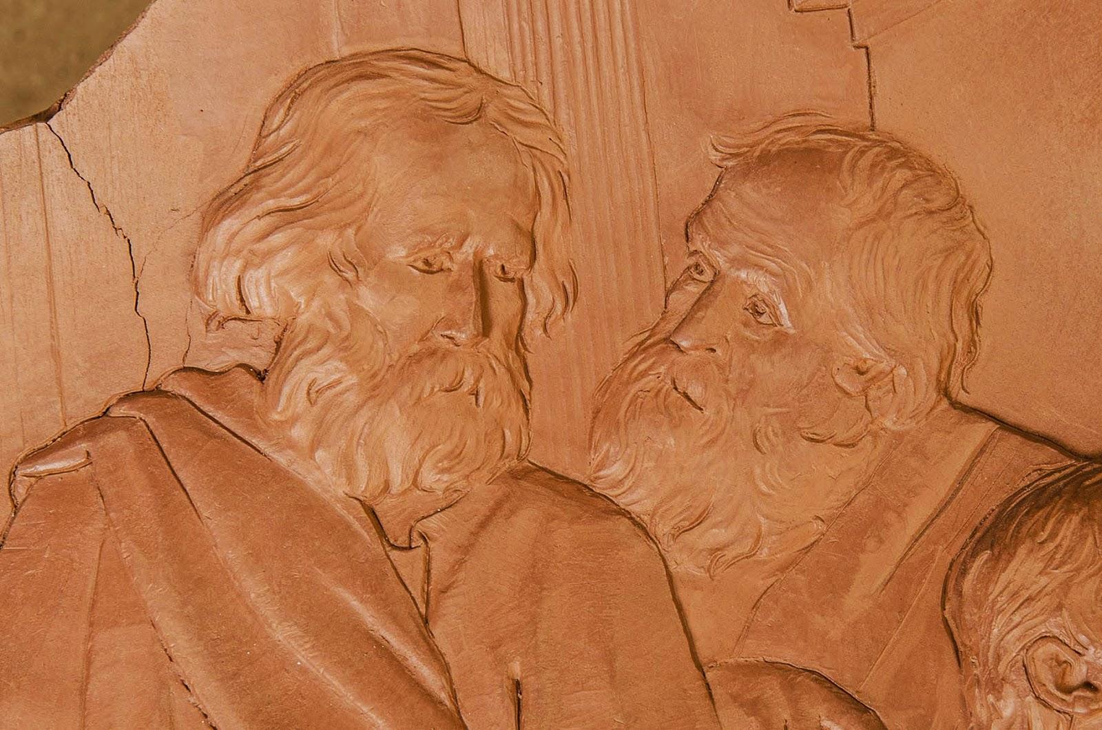 Trono Soledad Semana Santa Cartagena Murcia Arturo Serra escultura 33