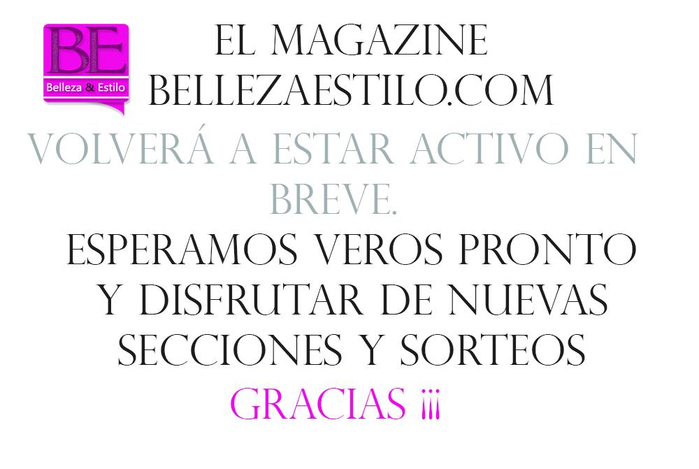 El nuevo magazine de belleza y estilo
