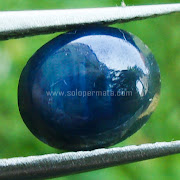Batu permata Blue Keyanite - SP832
