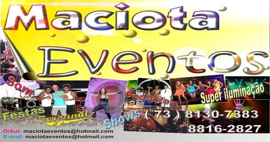 Maciota Eventos Artistas e Bandas