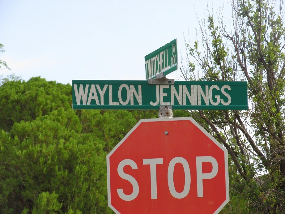 waylon jennings memorial
