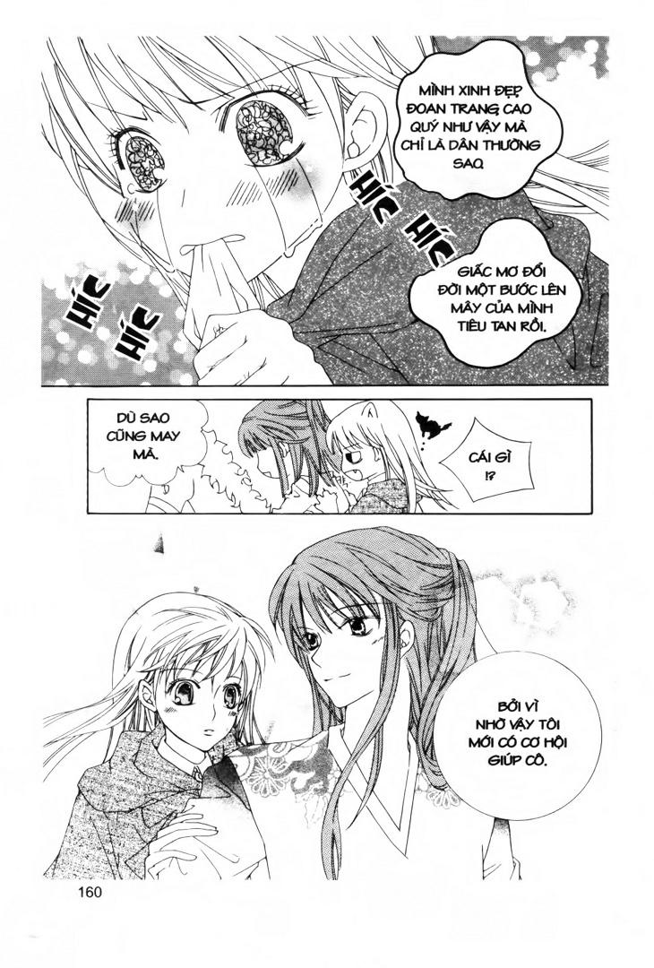 A Kiss For My Prince - Nụ Hôn Hoàng Tử Chapter 10 - Trang 28