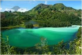 Telaga Warna Bogor   Wisata Alam Bogor