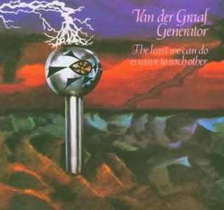 Vab der Graaf Generator Album Sleeve Art TLWCDIWTEO