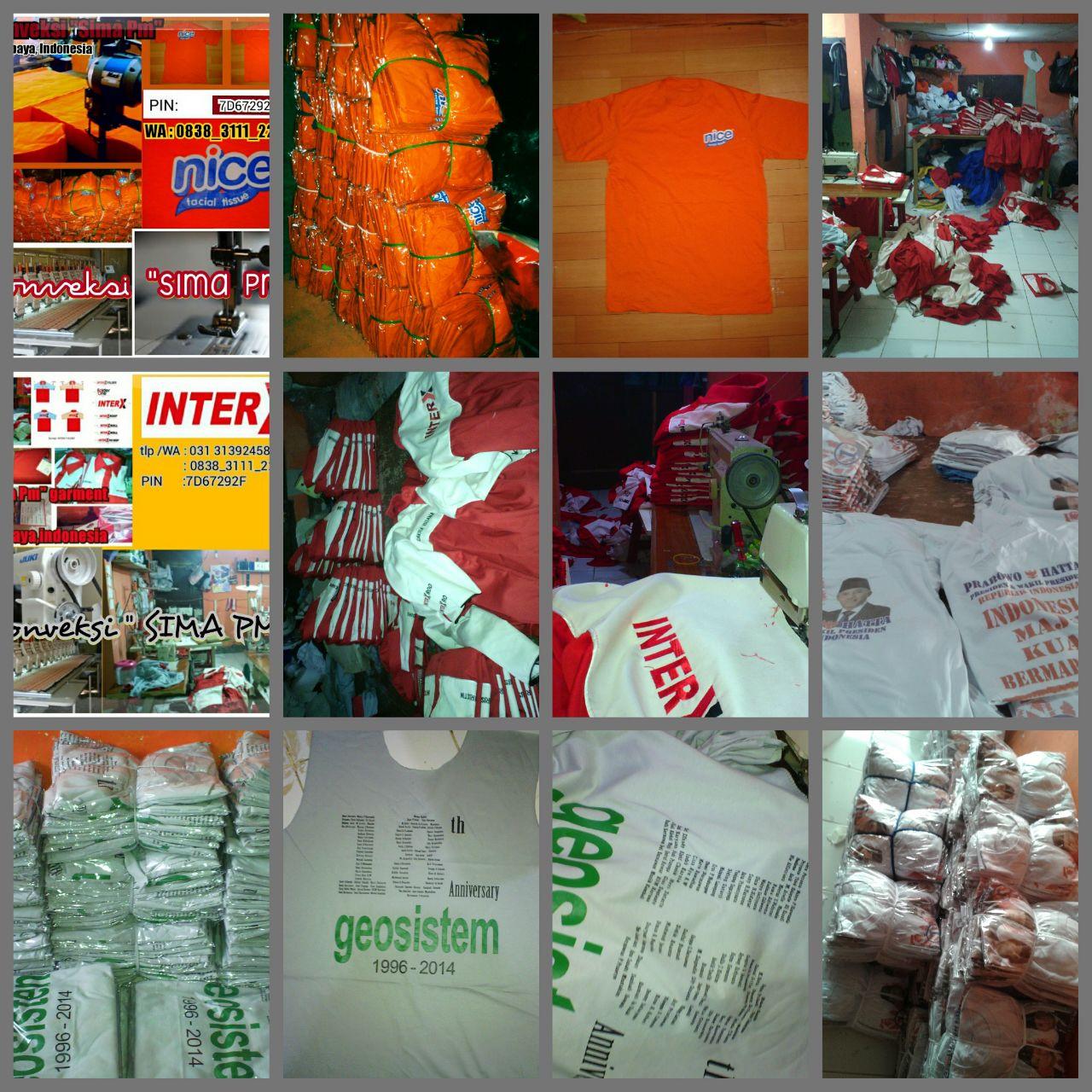 Konveksi Surabaya  083831112213  0315319063  TERMURAH