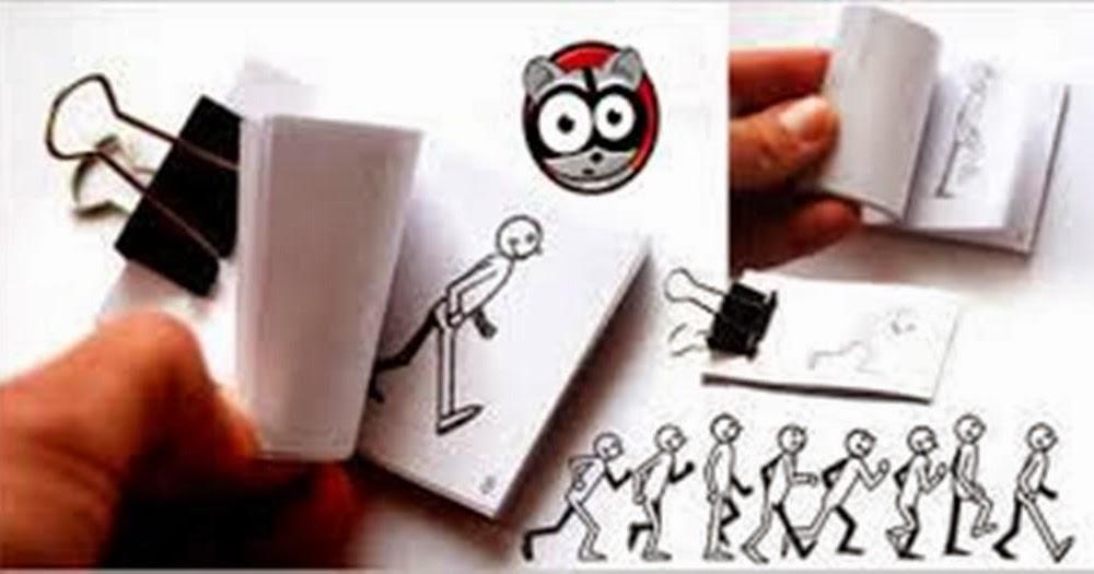 Как делать нарисованный мультик