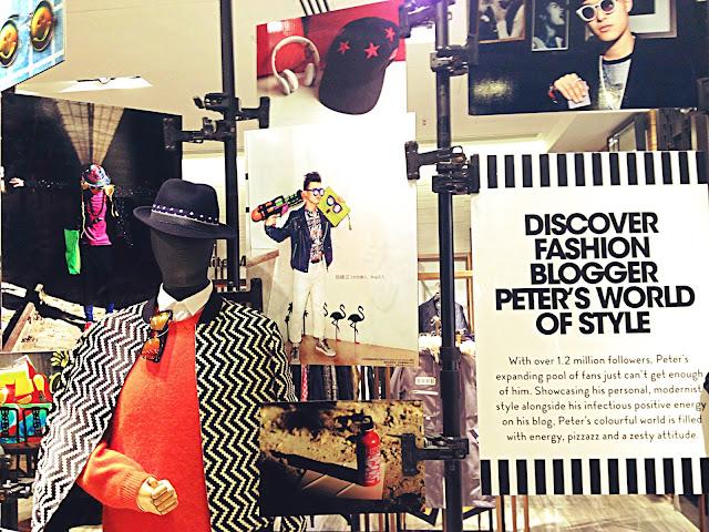 Yi Wei Lim, yiweilim, vogue, vogue china, fashion's night out, fno, hong kong, hkfashion, peter xu, lane crawford