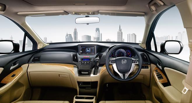 Honda Odyssey Interior Photos. 2011 Honda Odyssey Review
