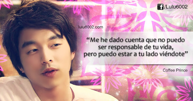 coffee prince frases