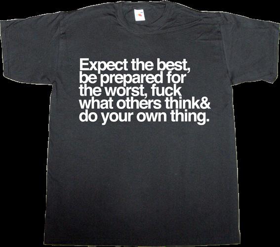 brilliant sentence attitude t-shirt ephemeral-t-shirts