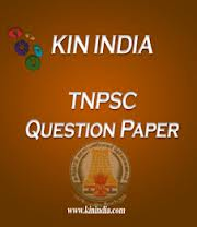 TNPSC Group 4 question paper with answers