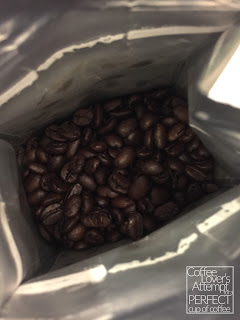 World Market Costa Rican Tarrazu Coffee - Their roast is darker roasted