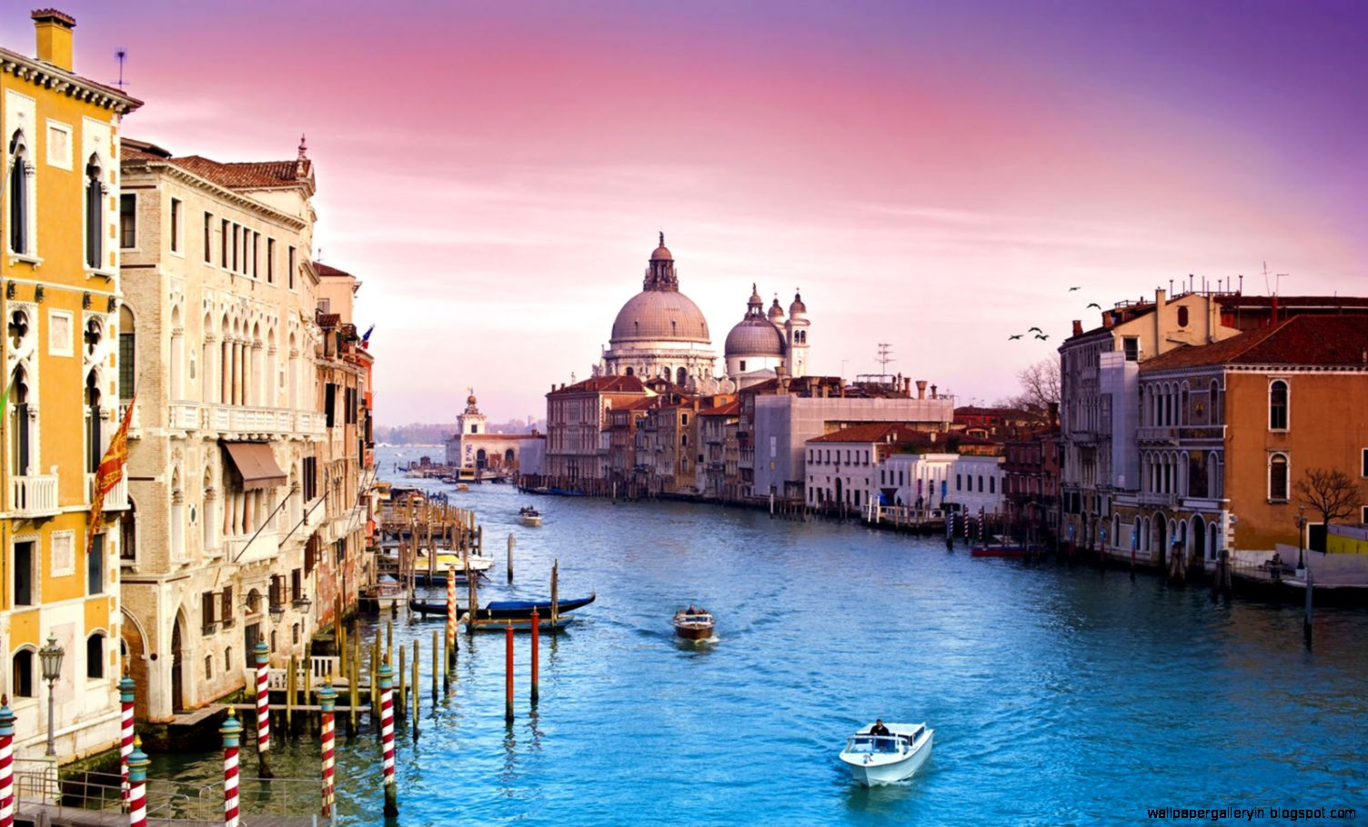 Travel World Venice Hd Wallpaper