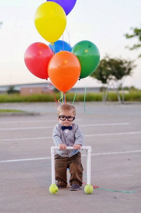 UP! Toddler Costume