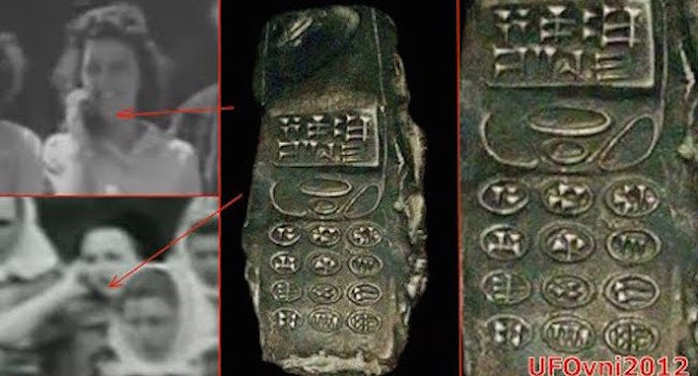 800-Year Old Cellphone Discovered: Proof of Aliens Existence or Time Travel?