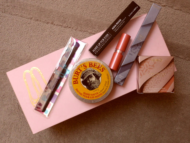 Haul: Kiko, Essence, MUFE, Burt's Bees and Pretty Ballerinas.
