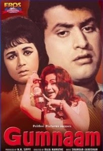 Gumnaam 1965 Hindi Movie Watch Online