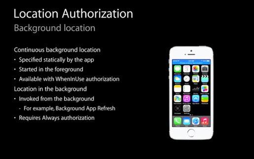 iPhone, iPad chạy iOS 8 chỉ bị phát hiện khi kết nối mạng Wi-Fi