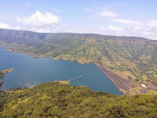 A bike ride to Mahabaleshwar