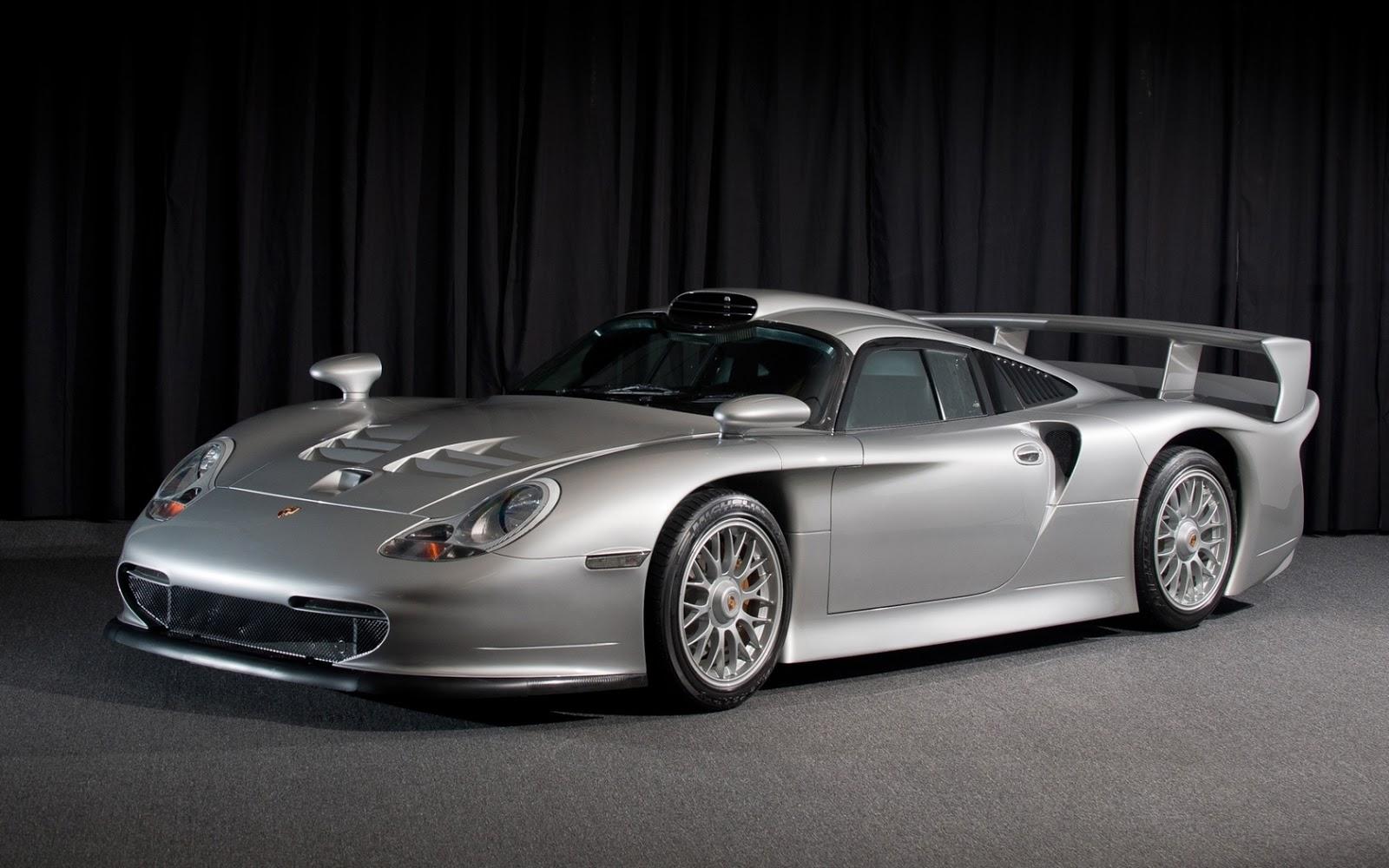 All Bout Cars Porsche 911 Gt1