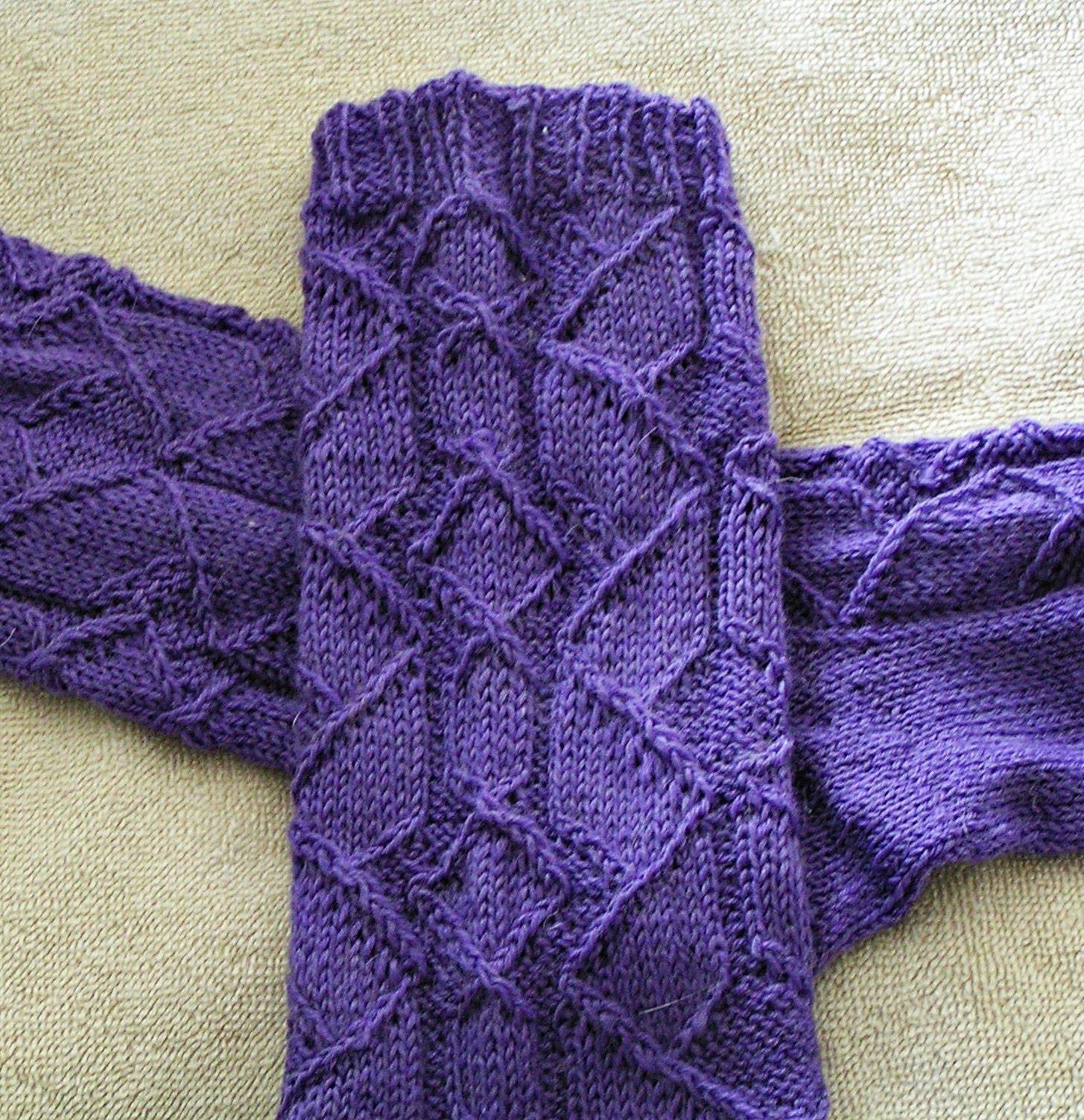 Sock Knitting Blogs : An Old Germans Knit Blog: The vagaries of sock knitting