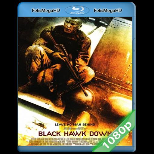 La Caída Del Halcón Negro (2001) 1080P HD MKV ESPAÑOL LATINO
