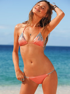 Behati Prinsloo Bikini Photoshoot, Victoria's Secret Photoshoot