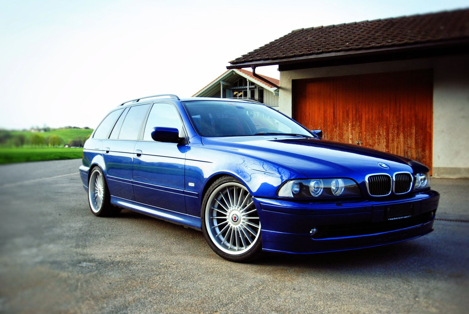 The Sport Wagon Enthusiast Alpina B10 E39 Touring