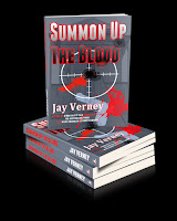 Summon Up The Blood - My 4th novel