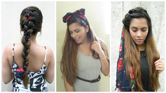 Sacrf Hairstyles, No Heat 2 Minute Hairstyles, boho hairstyles, hairstyle, delhi blogger, helhi beauty blogger, easy hairstyle for long hair, easy hairstyle for short hair, how to style bangs, indian blogger, indian beauty blogger, scarf hairstyle,scarf headband,beauty , fashion,beauty and fashion,beauty blog, fashion blog , indian beauty blog,indian fashion blog, beauty and fashion blog, indian beauty and fashion blog, indian bloggers, indian beauty bloggers, indian fashion bloggers,indian bloggers online, top 10 indian bloggers, top indian bloggers,top 10 fashion bloggers, indian bloggers on blogspot,home remedies, how to