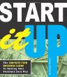 book cover of Start It Up by Kenrya Rankin published by Zest Books