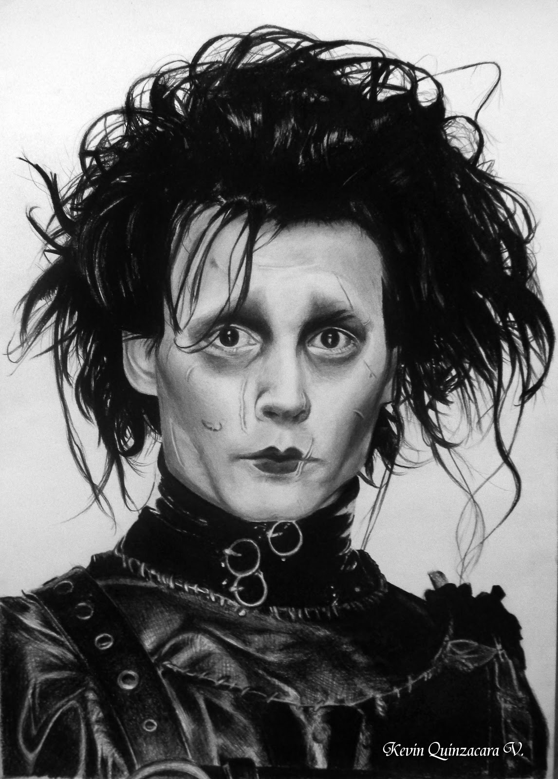 analysis of edward scissorhands Extracts from this document introduction film analysis edward scissorhands - katrin dreher edward scissorhands by tim burton is a fantasy story contrasting.